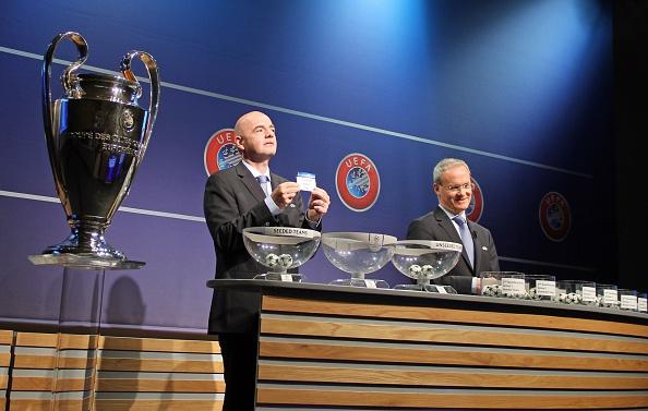 diretta sorteggio champions league