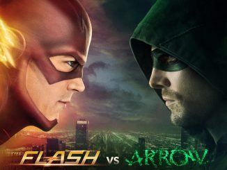 arrow flash serie