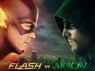 arrow flash serie