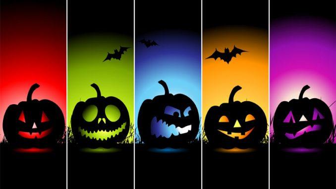 halloween in tv