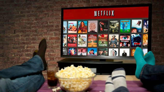 netflix,streaming on demand