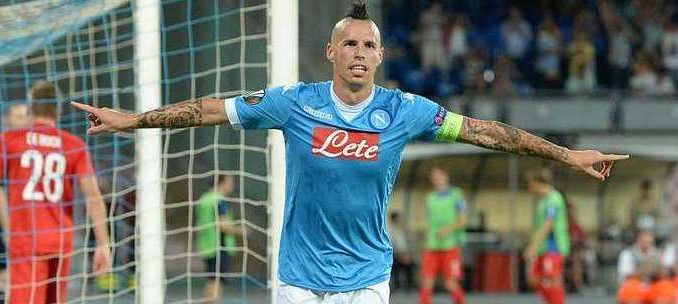 Club Brugge-Napoli mtv8