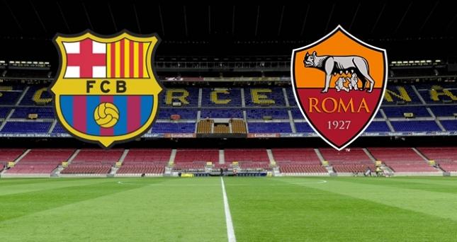 Barcellona-Roma champions
