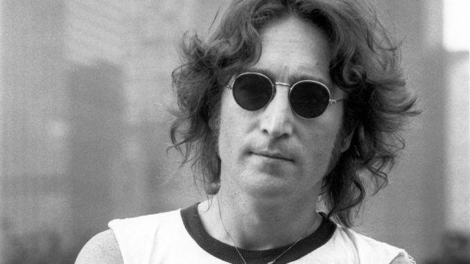 John Lennon movie